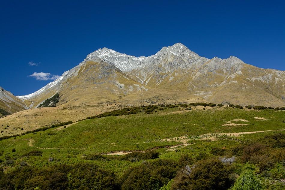 Mount Larkins