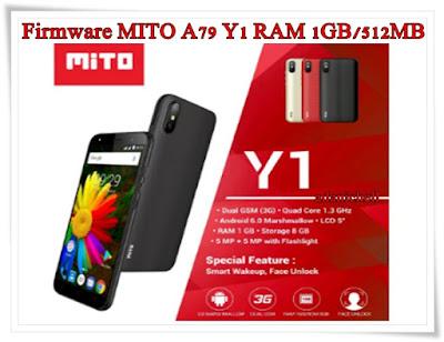 Firmware MITO A79 Y1 RAM 1GB/512MB