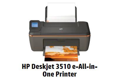 HP Deskjet 3510 Driver and setup