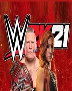 تحميل لعبة WWE 2K21 للكمبيوتر