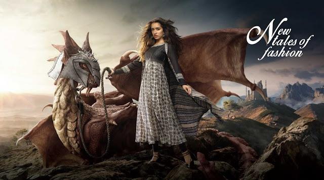 Shraddha Kapoor Fantasy Wallpaper