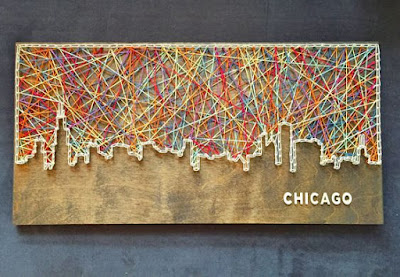 panorama string art