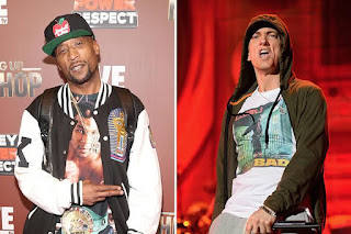 """Eminem's Will Smith 2000 """"Blackface Mask"""" Gets Lord Jamar Call Ou"""