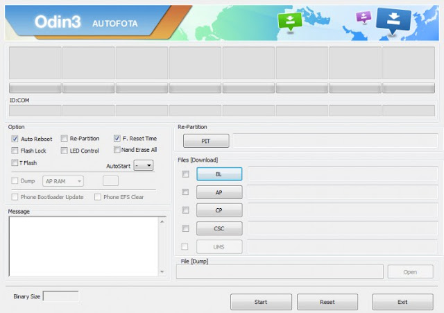 Download Latest Odin Downloader Tools