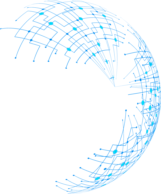 Blue sphere art, Point Line Ball Circle, Blue technology road map, angle, symmetry, sphere png free png