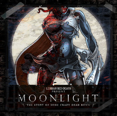 Lesbian Bed Death - Moonlight (Single)