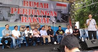 KPU dan Petahana Bersatu Hadapi Prabowo-Sandi