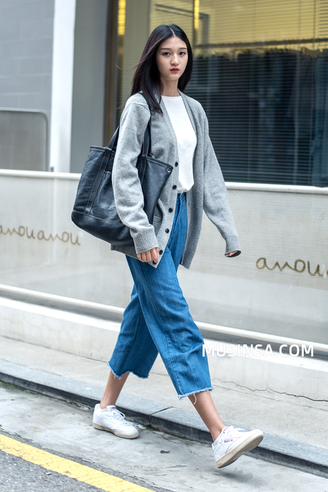 Korean Street Style Korean Street Fa...