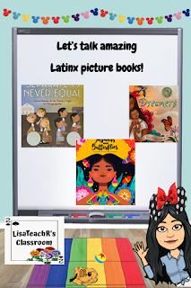 Hispanic heritage picture books