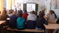 (ФОТО)Сотрудниками МЧС в образовательных учреждениях ГО Сухой Лог были проведены уроки мужества.
