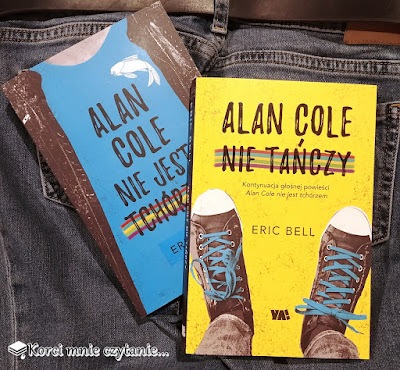 "Eric Bell ""Alan Cole nie tańczy"""