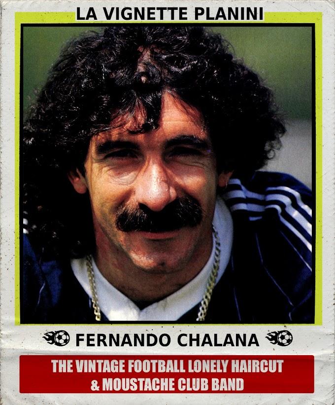 LA VIGNETTE PLANINI. Fernando Chalana.