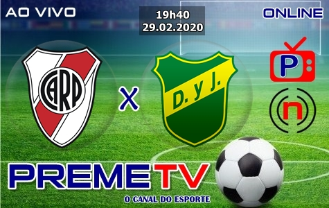 River Plate x Defensa y Justicia
