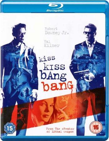 Kiss Kiss Bang Bang (2005) Dual Audio 720p BluRay