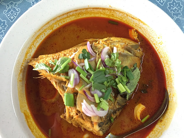 Curry Fish Head in Penang. Photograph: Zac Teo/Penang365.com