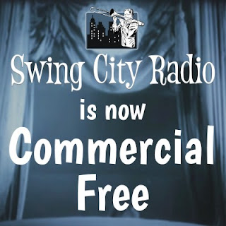 Swing City Radio is Commercial Free