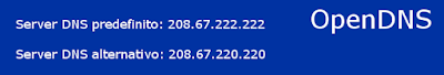 server OpenDNS