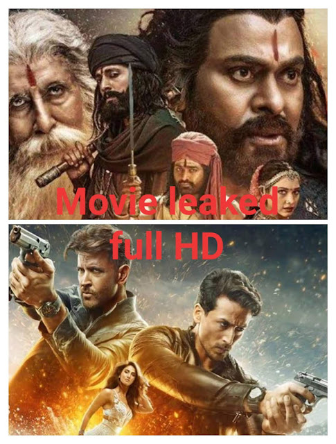Tamilrockers:-War & Sye Raa Narasimha Reddy Movie Leaked Full HD by Torrent site-480p,720p,1080p.