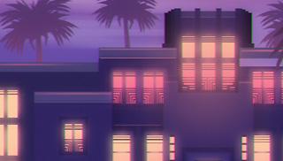 Art Deco at Night