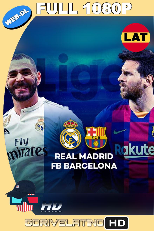 Real Madrid vs Barcelona (2020) WEB-DL FULL 1080p Latino MKV