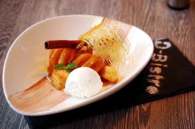 D.Bistro restaurant Chiang Mai Summer Paradise dessert