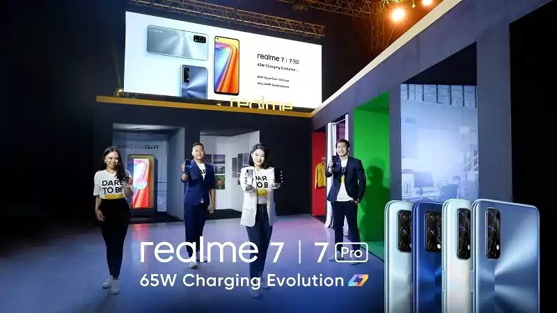 realme 7 Series and Buds Q now official in the Philippines