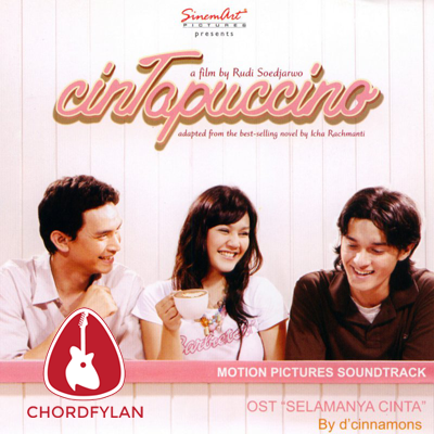 Lirik dan chord Selamanya Cinta - D'Cinnamons