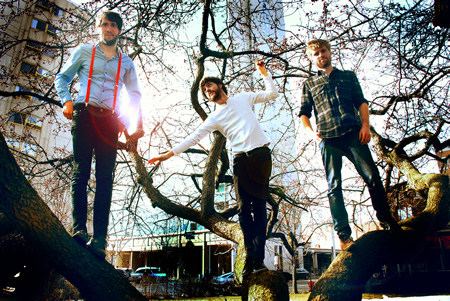 Jukebox The Ghost: