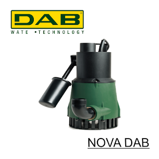 Pompa Celup DAB Nova 180 MA