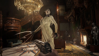 Resident Evil Village Stills April Preview