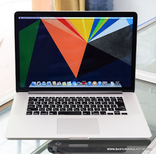 Jual MacBook Pro Retina Core i7 ( 15.4 Inch ) Late 2013 - Banyuwangi