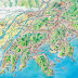 Liburan ke Korea - Busan Tourist Map