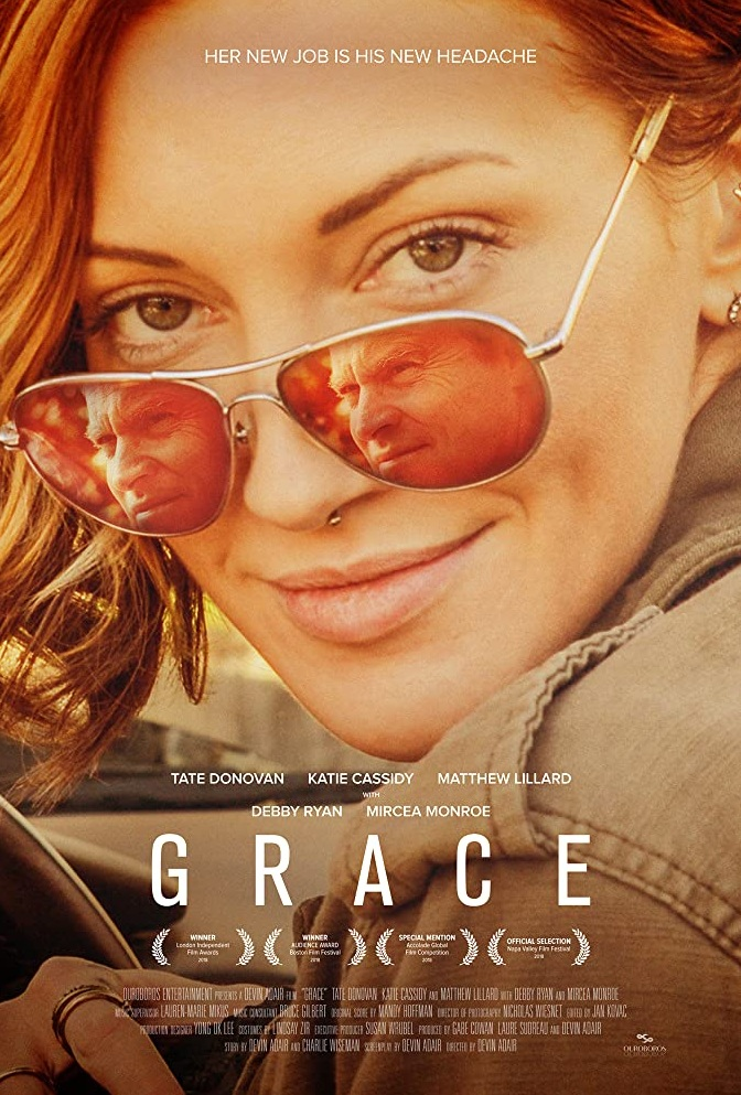 GRACE 2018  ONLINE EN AUDIO LATINO