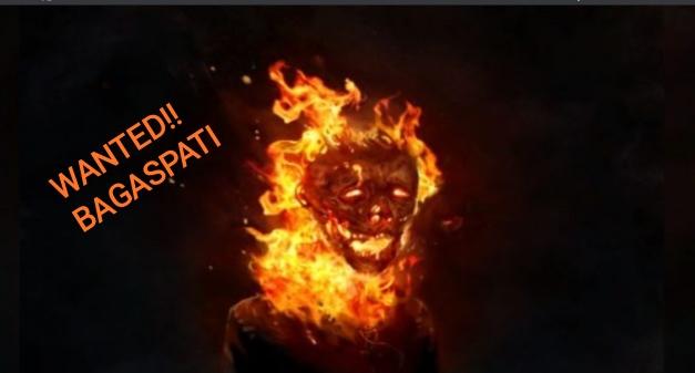 banaspati hantu api