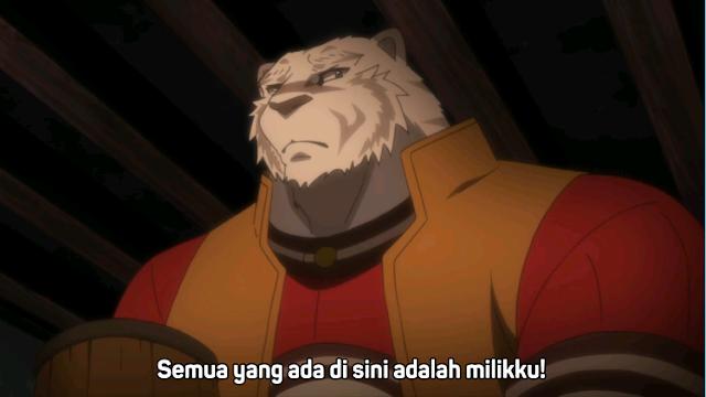 Zero Kara Hajimeru Mahou no Sho Episode 03 Subtitle Indonesia