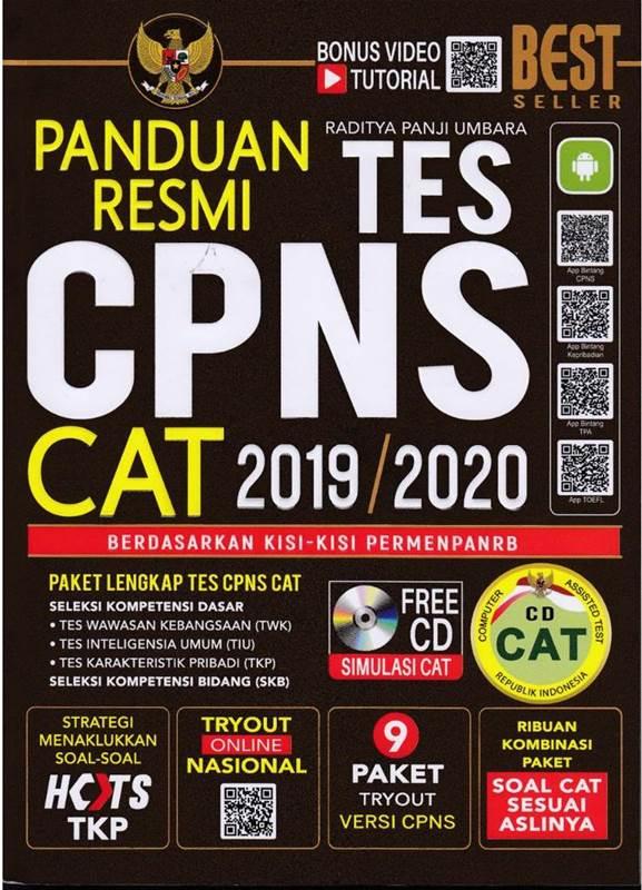 Download Buku Ebook Cpns 2019 2020 Pdf Terbaru Gratis