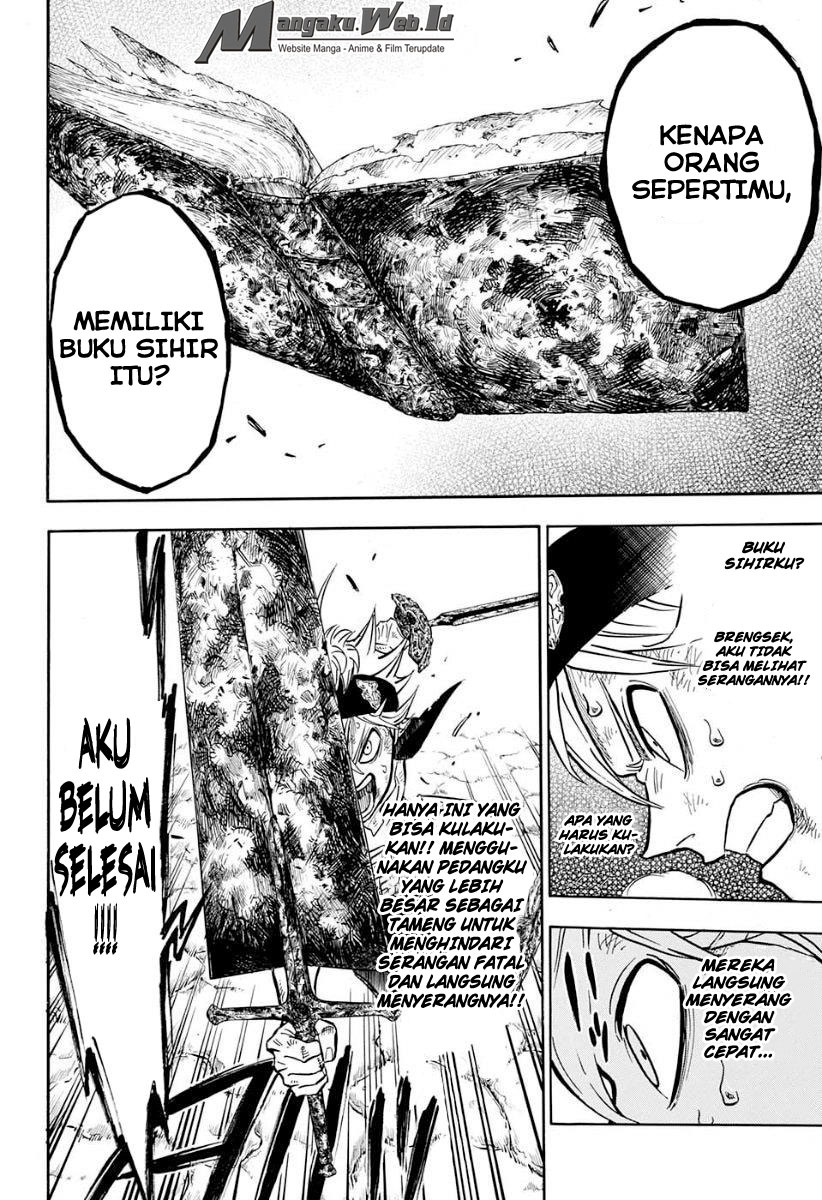Baca Manga Black Clover Chapter 46 bahasa indonesia