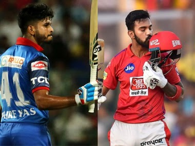 IPL 2020 Match 2 DC VS KXIP
