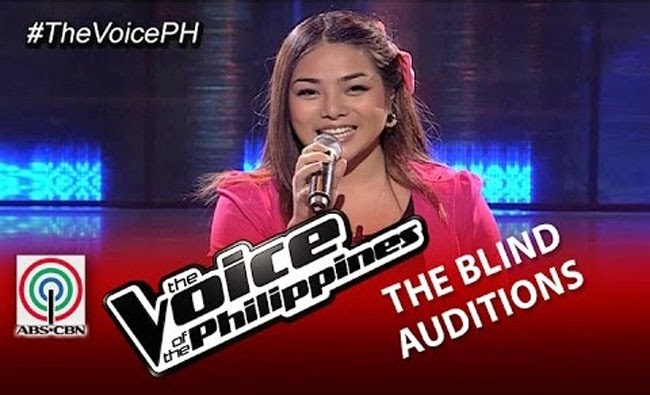 Ramonne Rodriguez Sings 'Wala Na Bang Pag-ibig' on The Voice of the Philippines Season 2 Blind Audition Video Replay
