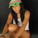 Andrea Rincon – Selena Spice – Cachetero Verde Foto 102
