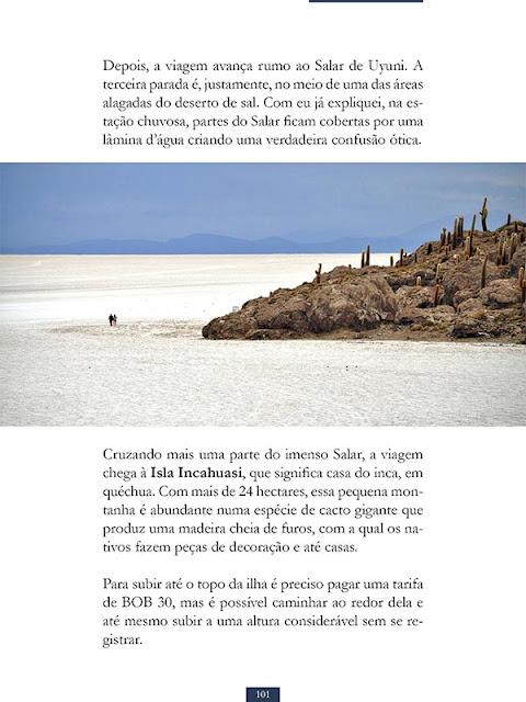 Organizando uma viagem pela Bolívia - guia Bolívia: Lugares Incríveis