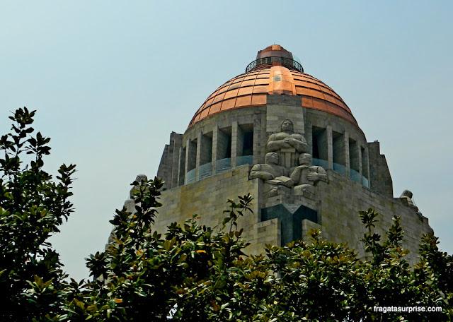 Monumento à Revolução - Cidade do México