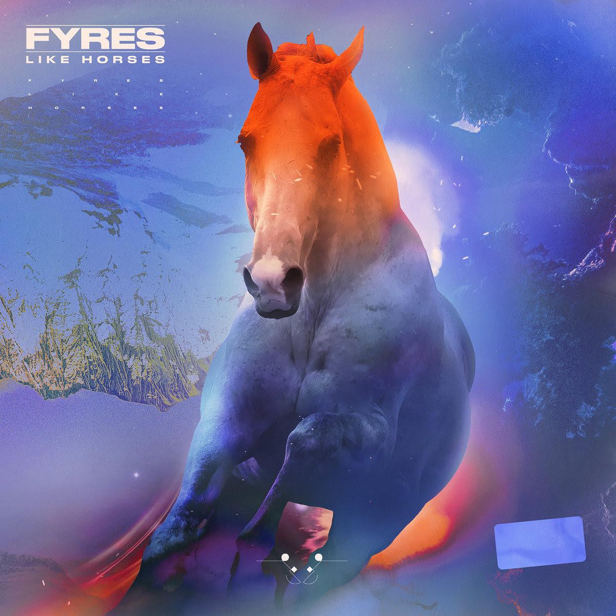 fyres Likes a horse artwork