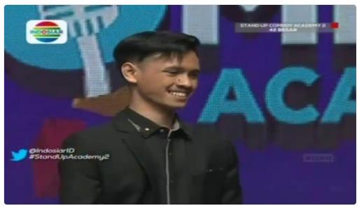Peserta Stand Up Comedy Academy 2 yang Gantung Mik Tgl 31 Juli 2016