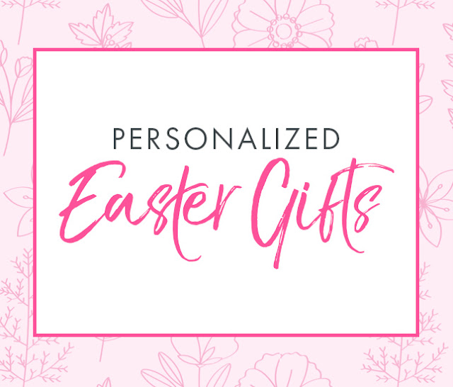 Personalized Easter Gifts from marleylilly.com