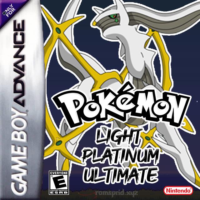 Romsprid Xyz Pokemon Light Platinum Ultimate