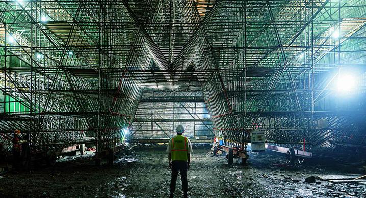 현대건설, 회사의 고유 DNA인 '열정' 주제로 사진전 개최