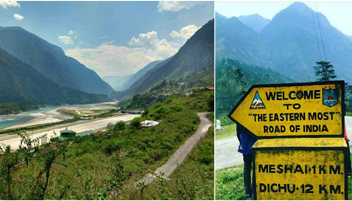 Did you know? Kibithu in Arunachal Pradesh is the last town on eastern side of India