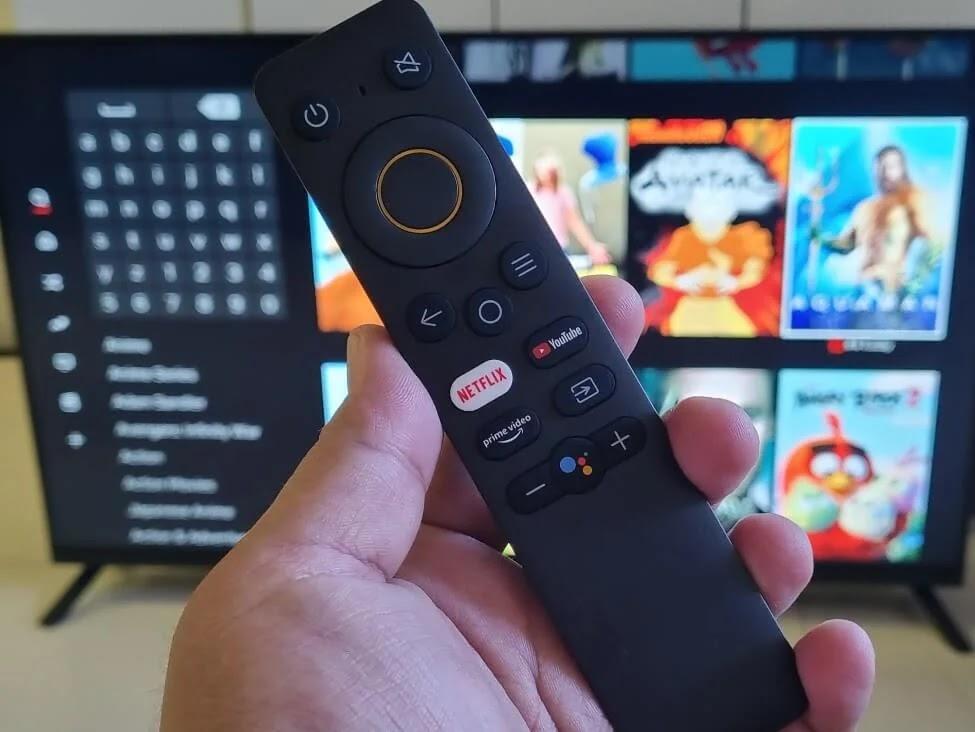 realme Smart TV Remote