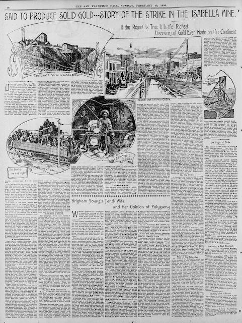 San Francisco Call, Sunday February 19, 1899